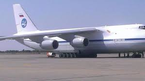 Russia disowns Chad-bound arms-laden plane arrested in Nigeria