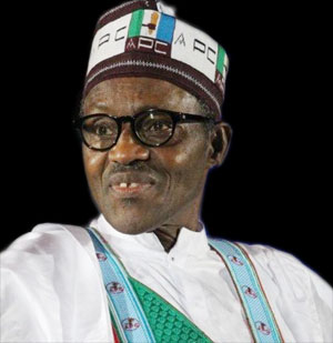 Buhari thank supporters