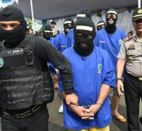2 Nigerians, 2 Autralians, Others executed in Indonesia