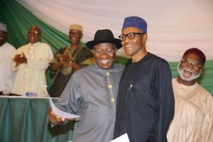 Transition: Jonathan, Buhari's Camp disagree