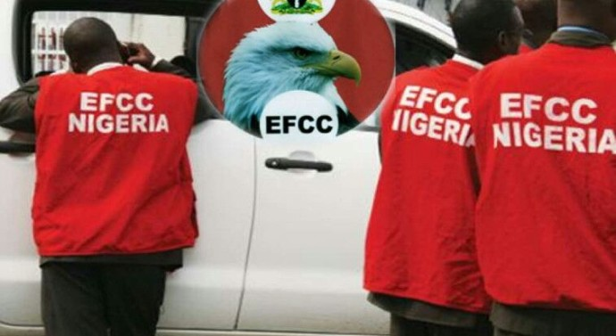 N8bn mega scam: EFCC arrest 6 CBN officials, 16 others