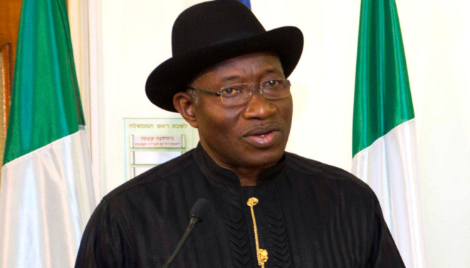 Jonathan to hold world conference in Geneva