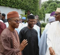 Look for ways and pay salaries- Buhari urge state governors