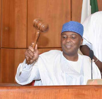 Saraki names four adhoc committees