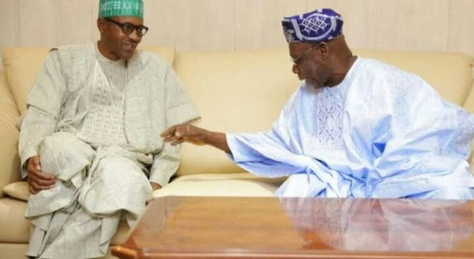 How Obasanjo convinced Buhari to intervene into the House of Reps crisis