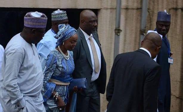 APC not behind Saraki's wife trevails- says Oyegun