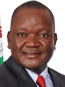 Ortom retains 19 caretaker committee chairmen, relieves 4
