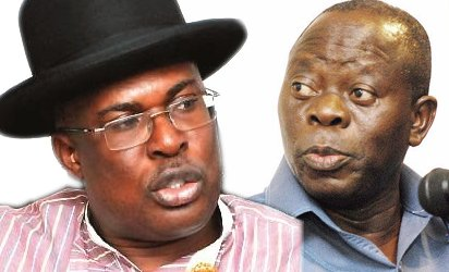 You are a liar and mischief maker- Sylva tells Oshiomhole