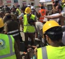 Tragedy as 220 die in Mecca