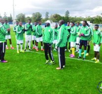 Dream Team VI, Falcons crash out of African games