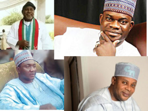 Race for Audu's replacement heightens