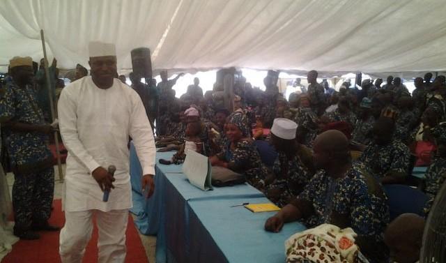 I won't leave the PDP- Bankole
