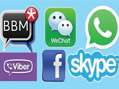 Activities of Skype, What'sapp, BBM to be checked by NCC