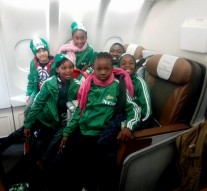 NIGERIA SET FOR MEDAL HAUL AT AFRICAN GYMNASTICS TOURNEY