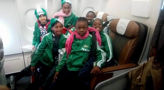 NIGERIA SET FOR MEDAL HAUL AT AFRICAN GYMNASTICS TOURNEY