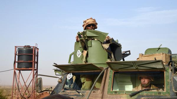 Militant attack on Mali army base kills at least 12 soldiers: officials