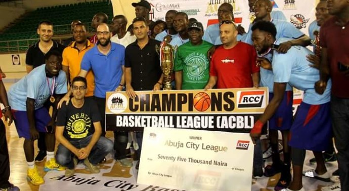 ABUJA CITY BASKETBALL LEAGUE (ACBL): NSCDC DEFENDERS RETAIN THE TITLE IN A COLOURFUL FINAL